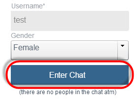 enter chat